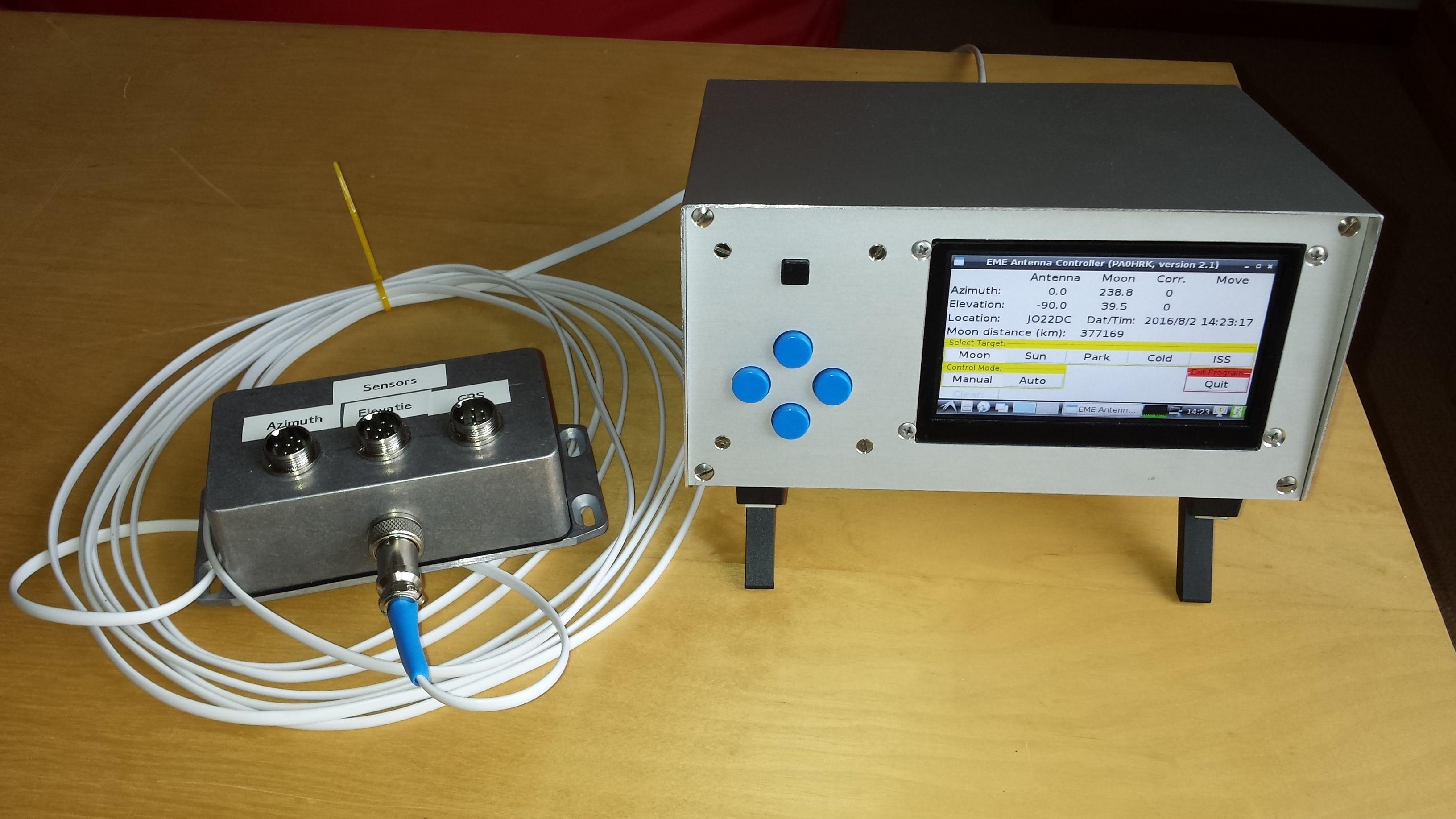 EME controller